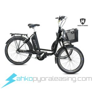 Helkama e-Trike sähköpyörä